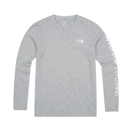 THE NORTH FACE More T-Shirts Street Style Long Sleeves T-Shirts 2