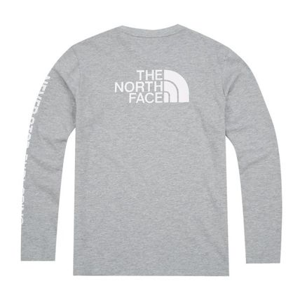 THE NORTH FACE More T-Shirts Street Style Long Sleeves T-Shirts 3