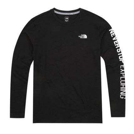 THE NORTH FACE More T-Shirts Street Style Long Sleeves T-Shirts 8