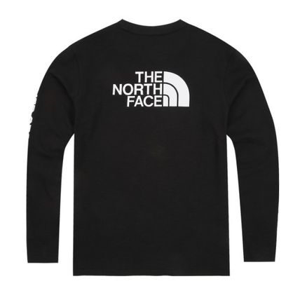 THE NORTH FACE More T-Shirts Street Style Long Sleeves T-Shirts 9
