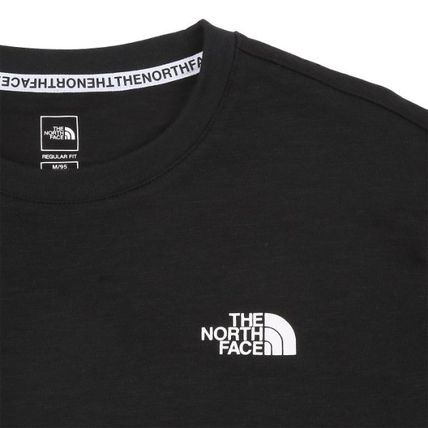THE NORTH FACE More T-Shirts Street Style Long Sleeves T-Shirts 10