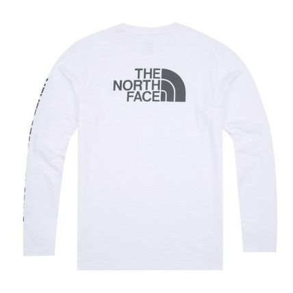 THE NORTH FACE More T-Shirts Street Style Long Sleeves T-Shirts 12