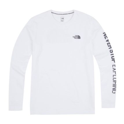 THE NORTH FACE More T-Shirts Street Style Long Sleeves T-Shirts 15