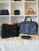 Coach Street Style Leather Business & Briefcases