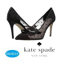 kate spade new york Dots Pin Heels Party Style Stiletto Pumps & Mules
