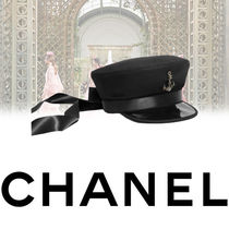 CHANEL Wide-brimmed Hats