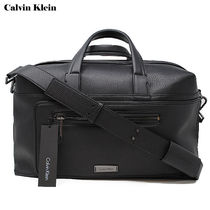 Calvin Klein A4 Boston Bags