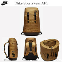Nike AIR FORCE 1 Street Style Backpacks