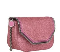 Stella McCartney FALABELLA Chain Party Style Shoulder Bags