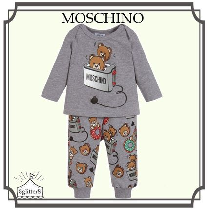 65768d892617 Moschino 2018-19AW Unisex Baby Girl Dresses   Rompers by 8glitter8 ...