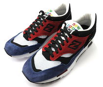 New Balance 1500 Blended Fabrics Leather Sneakers