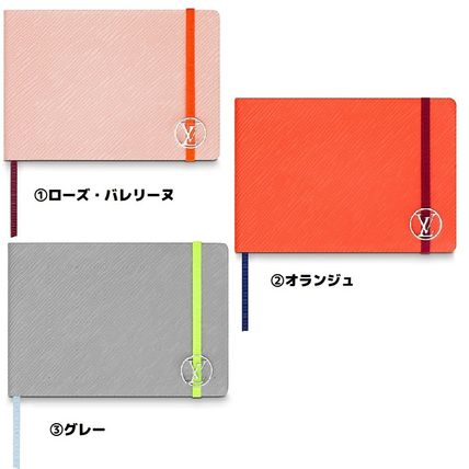Louis Vuitton Stationary Plain Leather Stationary 2