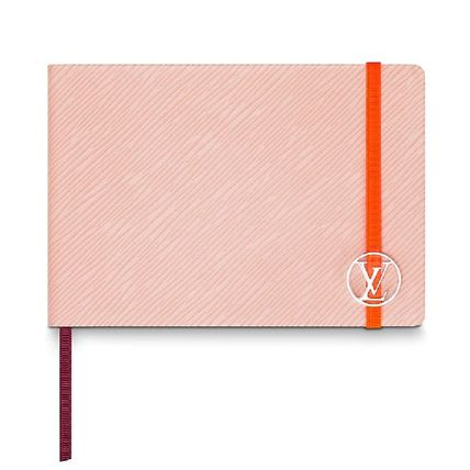 Louis Vuitton Stationary Plain Leather Stationary 3