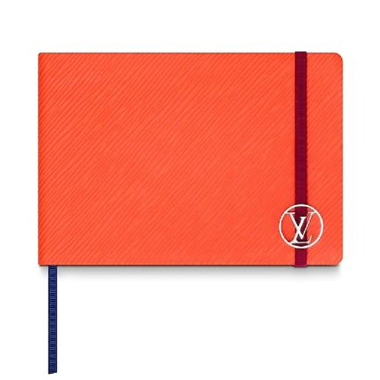 Louis Vuitton Stationary Plain Leather Stationary 6