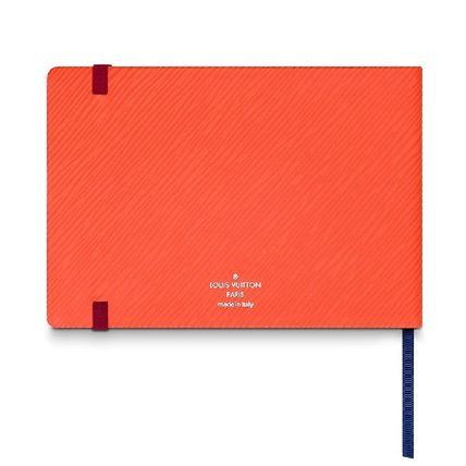 Louis Vuitton Stationary Plain Leather Stationary 8