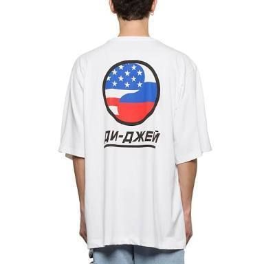 Gosha Rubchinskiy More T-Shirts Street Style Cotton Short Sleeves T-Shirts 2
