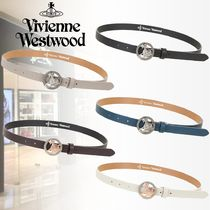 Vivienne Westwood Leather Belts