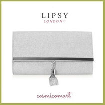 Lipsy Tassel 2WAY Chain Plain Party Style Party Bags