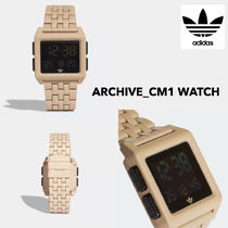 adidas Unisex Street Style Digital Watches