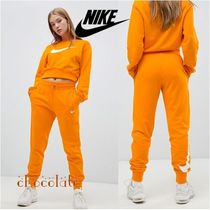 Nike Casual Style Sweat Street Style Plain Long Sweatpants