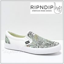 RIPNDIP Tropical Patterns Unisex Street Style Other Animal Patterns