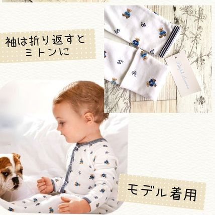 Ralph Lauren Baby Boy Bodysuits & Rompers Baby Boy Bodysuits & Rompers 8