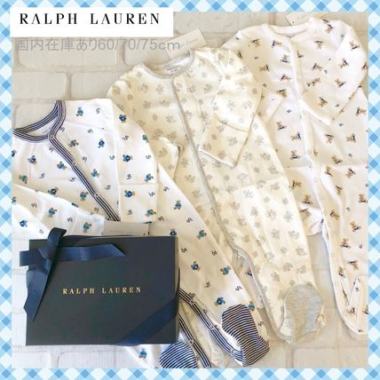 Ralph Lauren Baby Boy Bodysuits & Rompers Baby Boy Bodysuits & Rompers