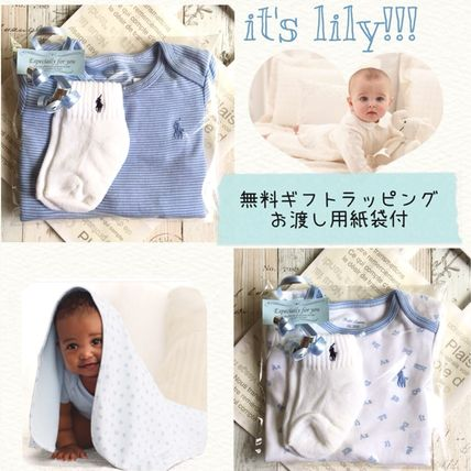 Ralph Lauren Baby Boy Bodysuits & Rompers Baby Boy Bodysuits & Rompers 19