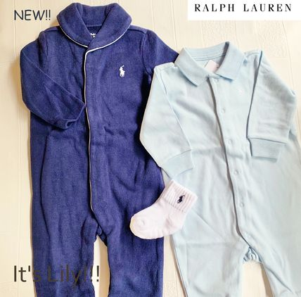 Ralph Lauren Baby Boy Bodysuits & Rompers Baby Boy Bodysuits & Rompers 2