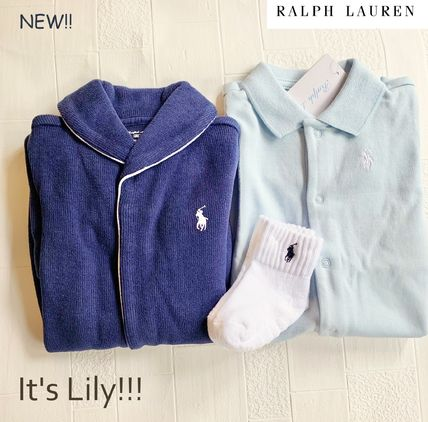Ralph Lauren Baby Boy Bodysuits & Rompers Baby Boy Bodysuits & Rompers 3