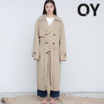 OY Trench Coats