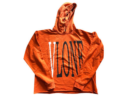 VLONE Hoodies Pullovers Unisex Street Style Long Sleeves Hoodies 8