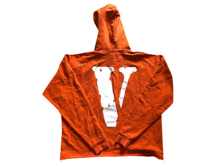 VLONE Hoodies Pullovers Unisex Street Style Long Sleeves Hoodies 9