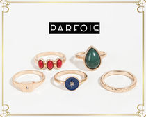 PARFOIS Costume Jewelry Office Style Rings