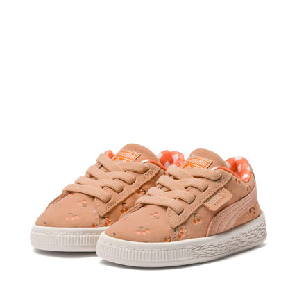 PUMA SUEDE 2018-19AW Unisex Collaboration Baby Girl Shoes (36789501 ... acb412306
