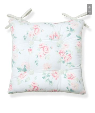 Laura Ashley 40 SS Stripes Flower Patterns Decorative Pillows By New Laura Ashley Decorative Pillows