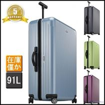 RIMOWA SALSA AIR Unisex Over 7 Days Soft Type TSA Lock Luggage & Travel Bags