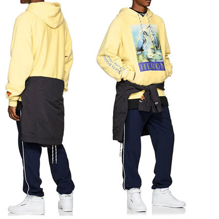 Heron Preston Hoodies Sweat Street Style Long Sleeves Hoodies 3