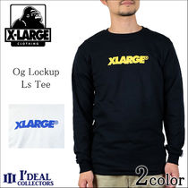 X-Large Crew Neck Pullovers Long Sleeves Cotton Long Sleeve T-Shirts
