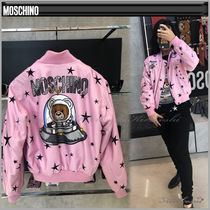 Moschino Short Star Other Animal Patterns Jackets