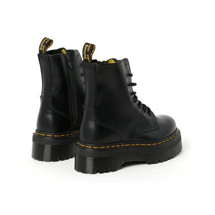 Dr Martens More Boots Unisex Street Style Boots 4