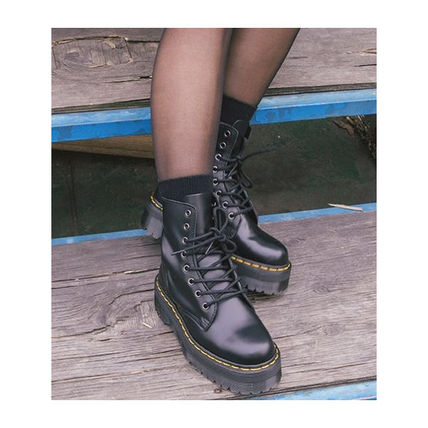 Dr Martens More Boots Unisex Street Style Boots 8