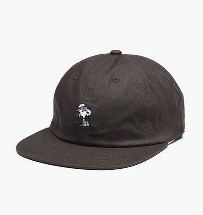 x PEANUTS 6 PANEL HAT