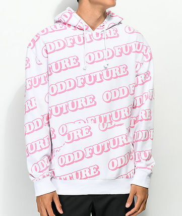 Odd Future Hoodies Pullovers Street Style Long Sleeves Cotton Hoodies 2