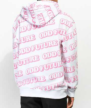 Odd Future Hoodies Pullovers Street Style Long Sleeves Cotton Hoodies 3