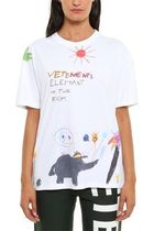 VETEMENTS More T-Shirts Street Style Cotton Short Sleeves T-Shirts 6