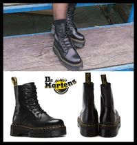 Dr Martens JADON Casual Style Unisex Street Style Mid Heel Boots
