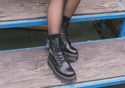 Dr Martens More Boots Unisex Street Style Boots 10