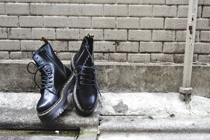 Dr Martens More Boots Unisex Street Style Boots 11