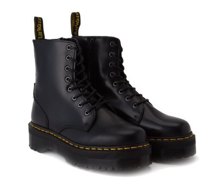 Dr Martens More Boots Unisex Street Style Boots 13
